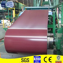 painted metal roof/ color coated steel coil /PPGI/PPGL made in China