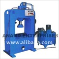 Interlocking tiles / paver tiles making machine