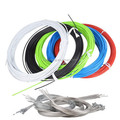 Varicoloured Factory Direct Sale Bicycle Control Brake Cable Galvanized Inner Wire