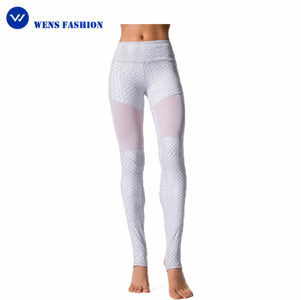 New Style Dry Fit Printed Tights Yoga Pants Best Leggings For Women