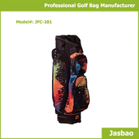 Wholesale Designed Your Own Colorful Golf Cart Bag