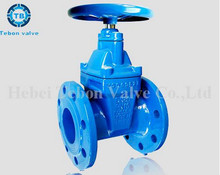 BS 5163 and ductile iron gate valve /Non-rising gate valve/Non-rising stem gate valve