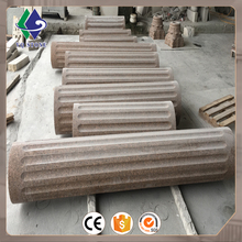 Factory Price building design resin stone pillar