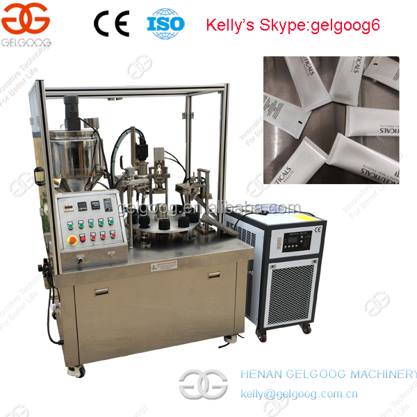 Filling Sealing Machine for Laminated Tube/Facial Cleanser Tube Price on Sale