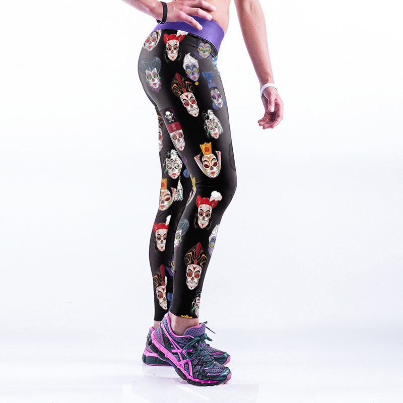 Leggings product type OEM service supply new design type women all colors leggings wholesale