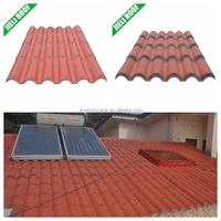 Roma Style New Plastic Roof Tile