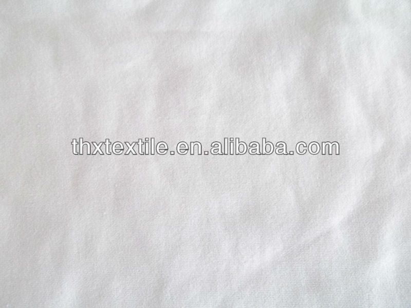 Small MOQ THX  Bamboo Cotton Fleece fabric Wholesale