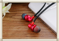 2014 new products mobile accessory metal earphone for nokia e71 with online remote