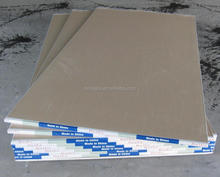 paper faced drywall plasterboard