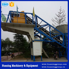 25m3 Movable Mini Ready-mixed Concrete Mixing Plant for sale