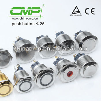 CMP Push Button Switch