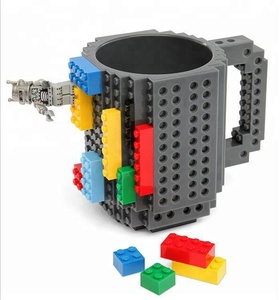 Bright Color Drinking Home Use Office Party Puzzle Mug