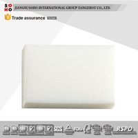 Branded hotel soap dish for hotel soap shampoo shower gel