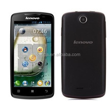 Lenovo A630 MTK6577 Dual core 512MB/4GB 4.5inch Android4.0 GPS Russian root multi language 3G Cell phone