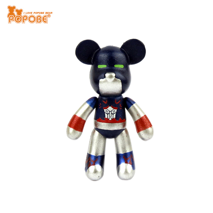 Popobe 2inch Bear Toy Promotional Gift Cool Fashion Toys For Golf