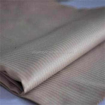 Various China factory price woven polyester cotton pocketing fabric