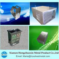 Custom Aluminum Enclosure Sheet Metal Products