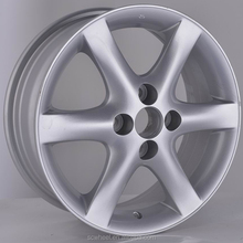 14/15inch 4x100 replica alloy wheel rim for car collora