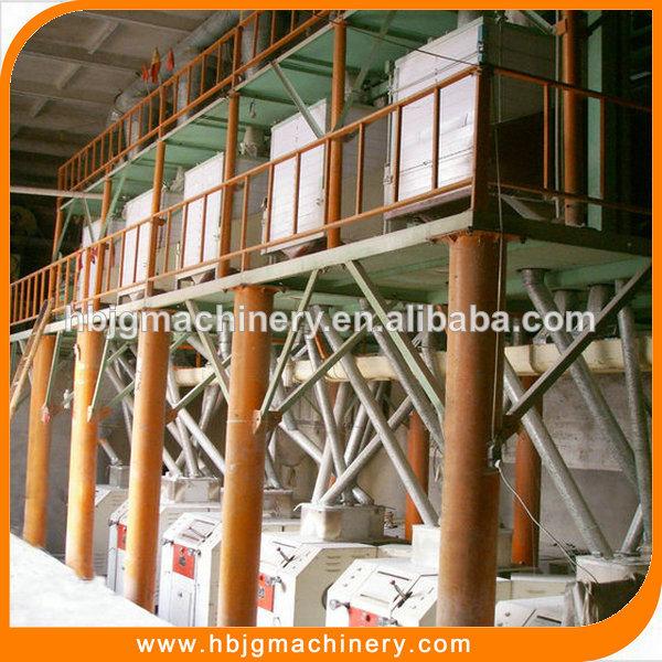 Molino de harina utilizada m quinas peque o molino - Molino de trigo ...