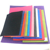 1mm 3mm 5mm 8mm 10mm thick wool felt