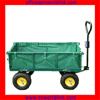 1840A High Quality Industrial Folding Roll Wagon Trolley