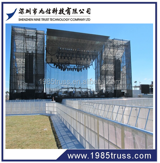 security road blocker/road traffic barrier/Concert Barrier