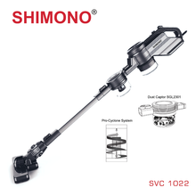 SHIMONO Low noise multifunction handheld cyclone vacuum cleaner 4 in 1with SVC1022