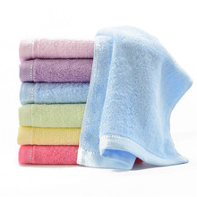 Best Selling 100% Organic Bamboo Washcloths 10&quot;<strong>x10</strong>&quot; Baby Face Towel
