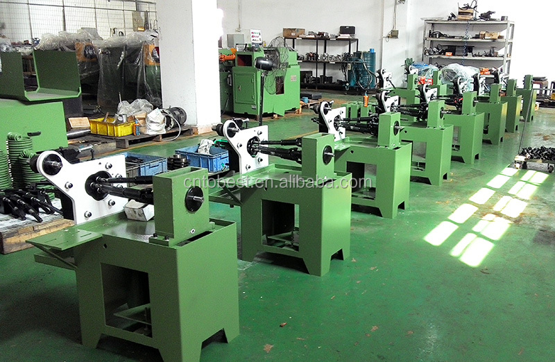 small thread rolling machine three dies thread making machine TB-35GY