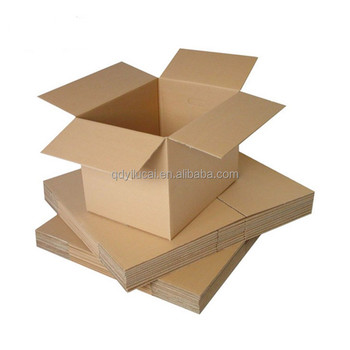 Yilucai Brown Corrugated Moving Boxes