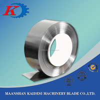 HSS straight cutting blade doctor blade ink blade