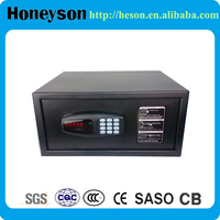 high security electronic safe deposit box for hotel