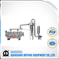 High efficiency vibrating fluidized bed dryer salt drying machine