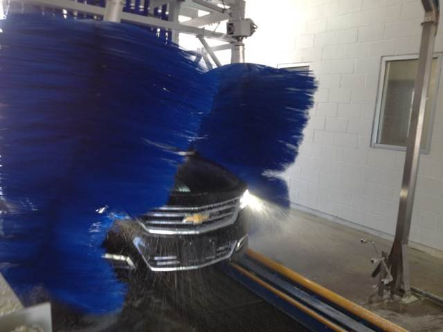 AUTOBASE Tunnel car wash machine AB-165