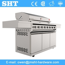 High-Quality Chinese Factory Full Stainless Steel Outdoor Bbq Gas Grill