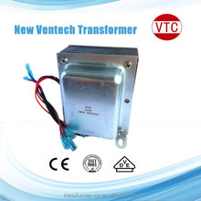 EI pcb mount encapsulated AC transformer small PCB mounting safety isolation power transformer 220v 12v 15v 18v 24v