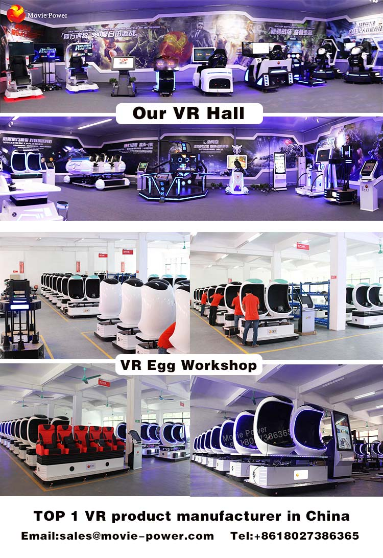 2017 New Technology Virtual Reality 9D VR Cinema VR 9D Cinema Simulator