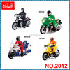 GW2012 RC High speed mini motorbike novelty toy