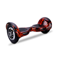 big wheel stand up scooter 10 inch drifting scooter with led lights and bluetooth speaker for adults