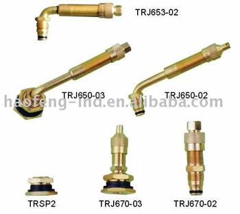 TR SP2 Large bore tubeless tire valve