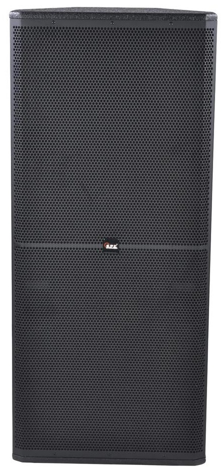 ST-215 spe audio 600w passive dual 15'' 2 way full range speaker