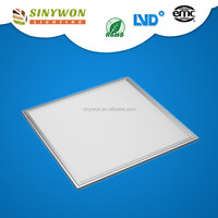 2016 Sinywon Wholesale ultra thin slim surface mounted 600x600 18w LED square round flat ceiling panel light