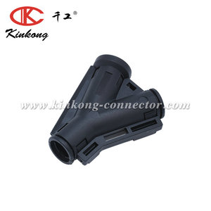 KinKong 3 way 9817079 T type rubber joint for automotive connector