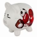 2018 Hot Sale Plastic Pig Electronic Piggy Bank