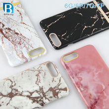 Newst custom gold print marble gold bar pc glossy hard pc high quality mobile phone case for iphone 6 6plus 7 7plus