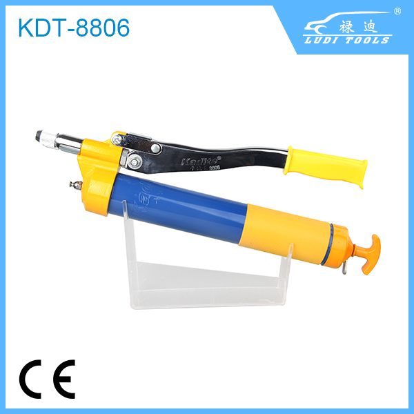 oiling tools of hydraulic grease gun for 90 degree gear drive