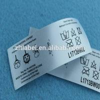 swimwear care label what is clean cloth with private label