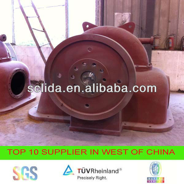 oil deflector /high quality water turbine