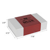 New style lady paper essential oil box modern