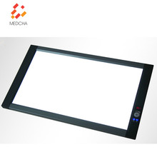 Super thin medical x-ray film viewer